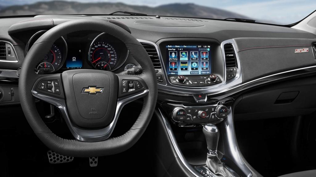 2015 chevy ss florence ky cincinnati oh tom gill chevrolet for Chevrolet impala 2015 interior