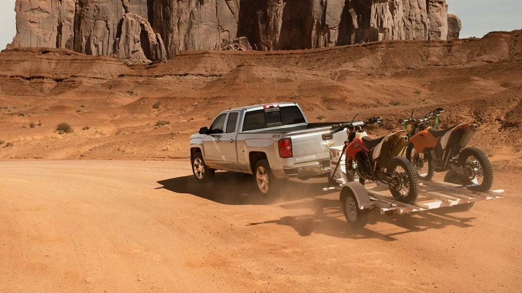 2015 Chevy Silverado Towing