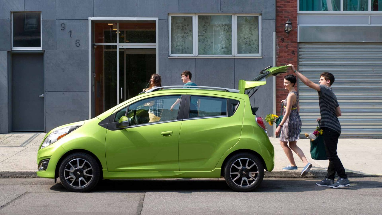 The 2014 Chevy Spark Gives You Maximum Value At An Affordable Price