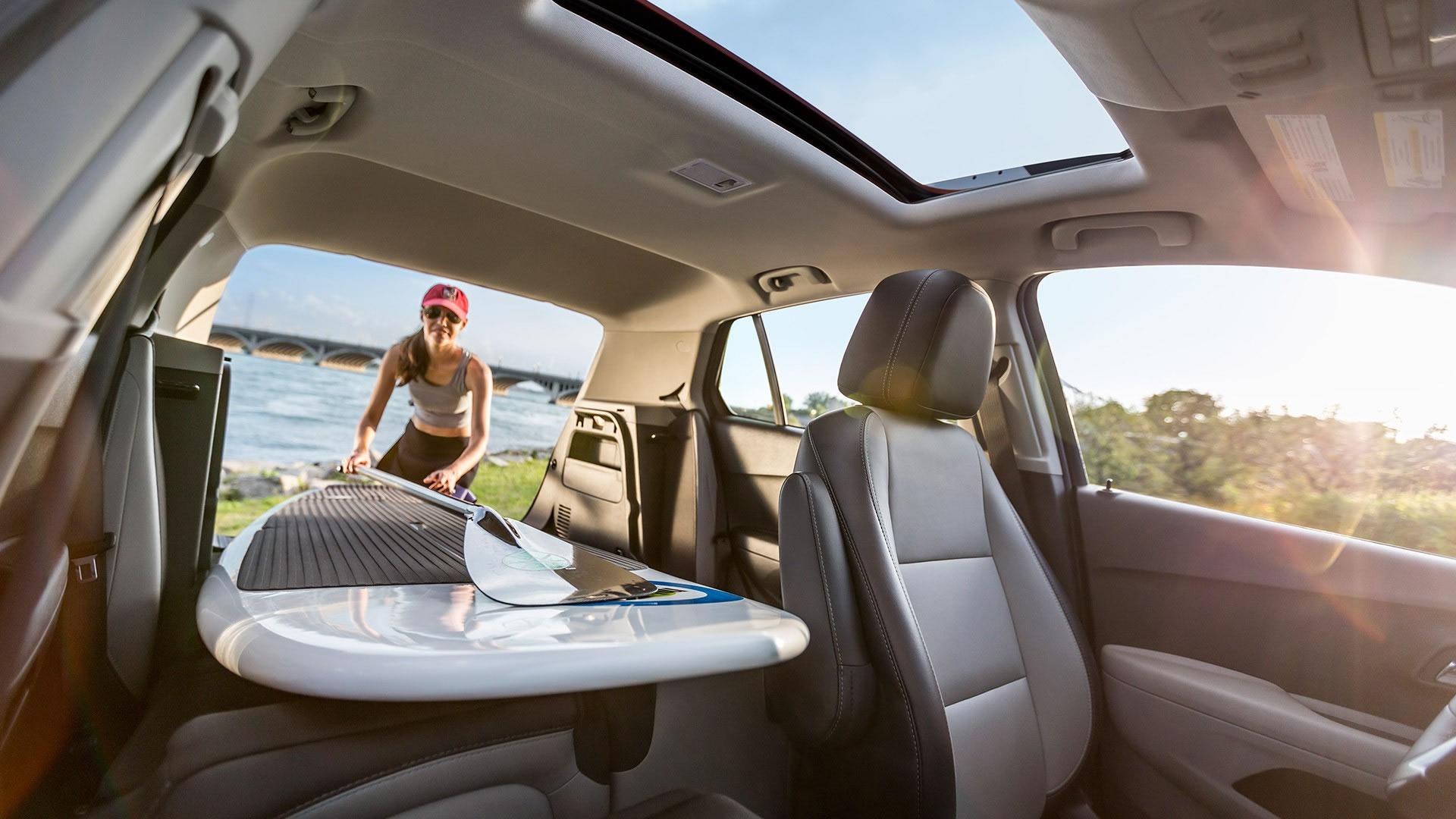 2015 Chevy Trax Interior