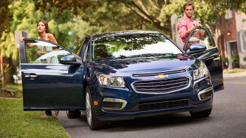 2015 Chevy Cruze Lease