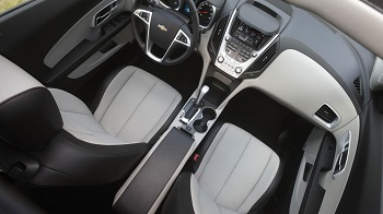 2015 chevy equinox front seats
