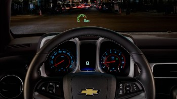 2015 Chevy Camaro Coupe Interior