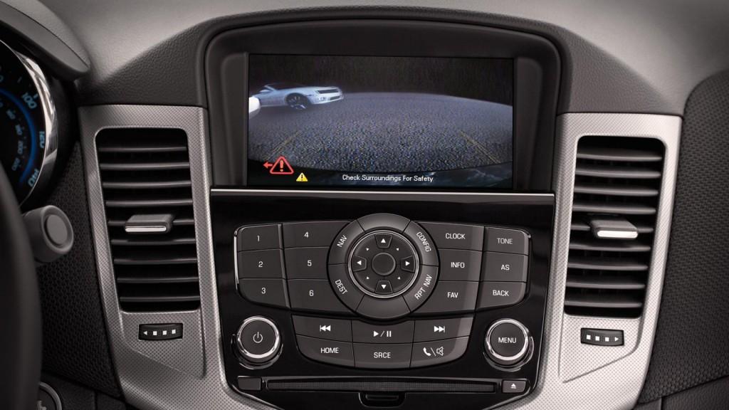 2015 Chevy Cruze Diesel Safety