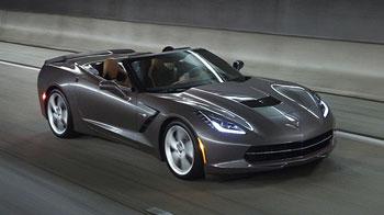 2015 Chevrolet Corvetter Convertible