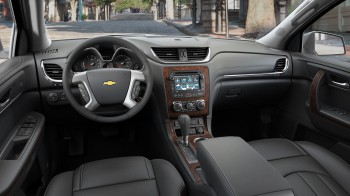 The 2015 Chevrolet Traverse Reviews are Exemplary | Tom ...