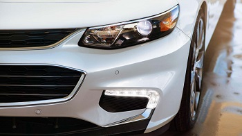 2016 Chevy Malibu Headlights