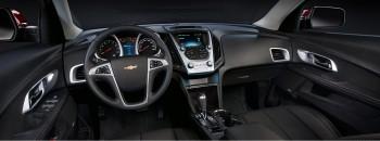 2016 Chevy Equinox Interior