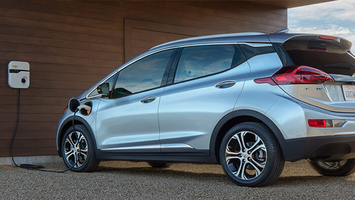 2017 Chevrolet Bolt Charge