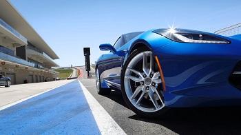 2015 Chevy Corvette Z51 Wheel