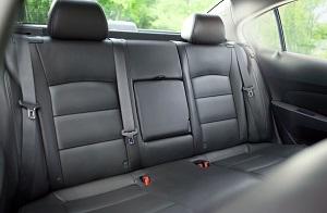 2015 Chevy Cruze Passenger Seating