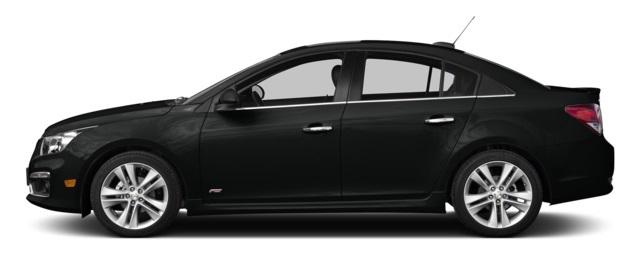 2015 Chevy Cruze Profile