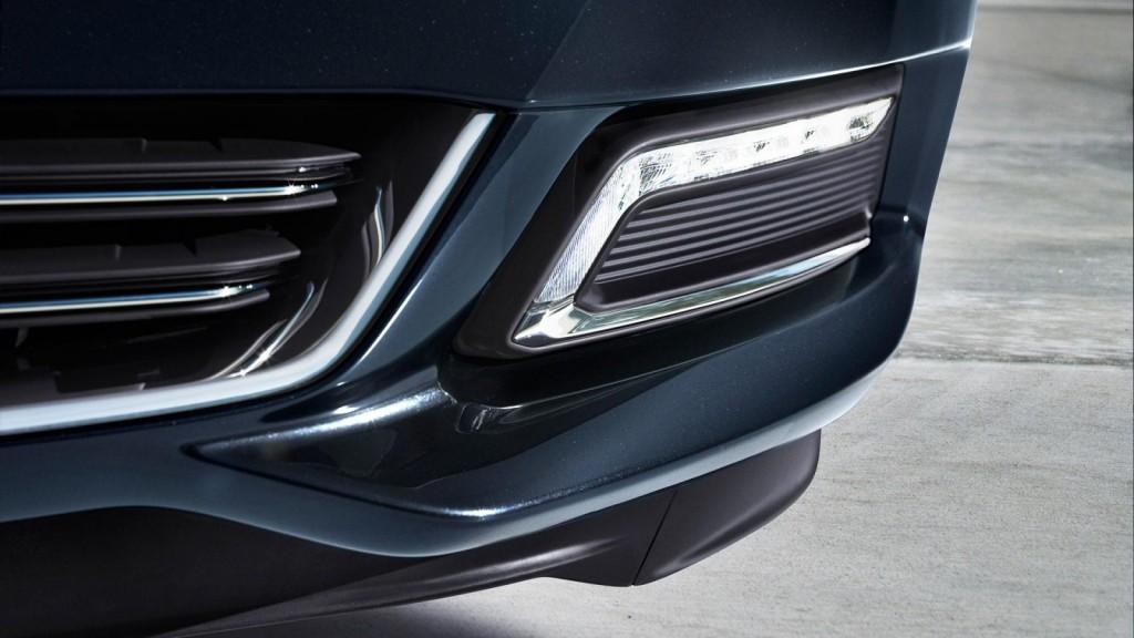 2015 Chevy Impala LED Daytime Running Lamps