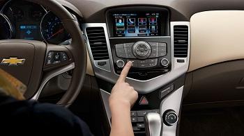 2015 Chevy Cruze Chevy MyLink