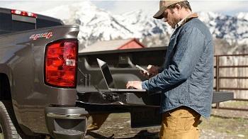 2015 Chevy Silverado 1500 Wi-Fi