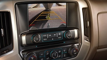 2015 chevy silverado rear vision camera
