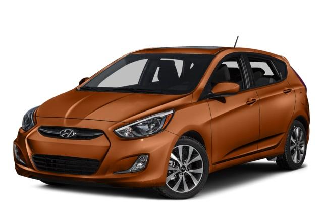 2015 Hyundai Accent 5-door