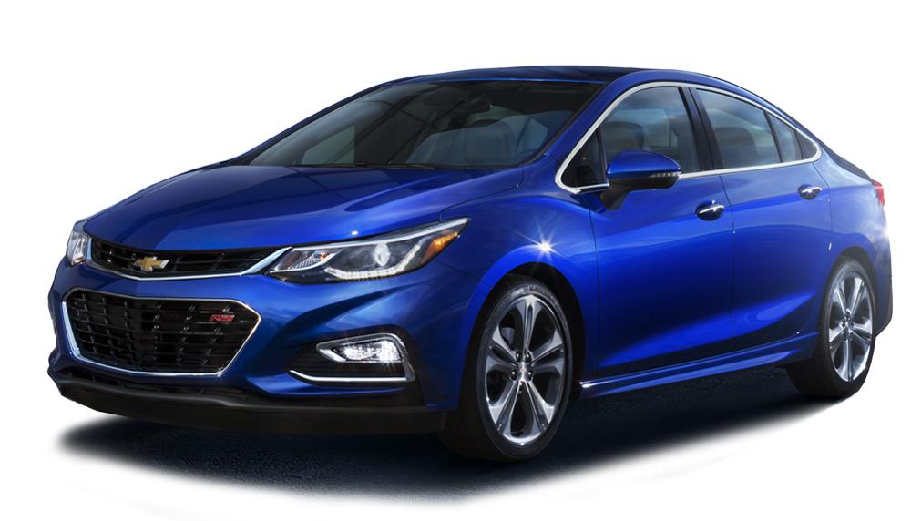 2018 Chevrolet Sonic Price >> 2016 Chevrolet Sonic vs. 2016 Chevrolet Cruze