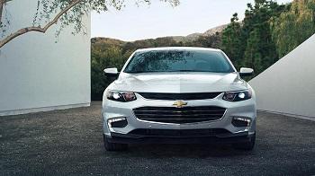 2016 Chevrolet Malibu performance