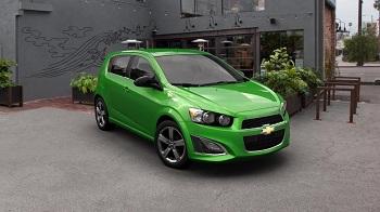 2016 Chevy Sonic