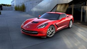 2016 Corvette Stingray Torch Red