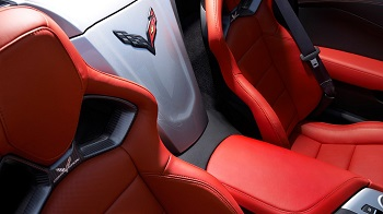 2016 Chevy Corvette Stingray Seats
