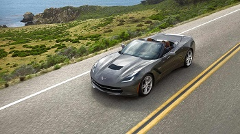 2016 Chevy Corvette Stingray Z51 Performance