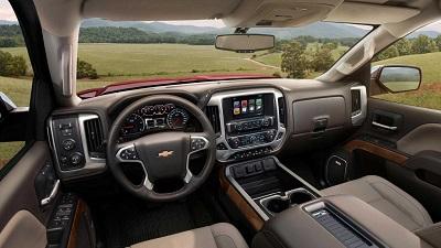 2016 Chevrolet Silverado 2500 | Gill Chevrolet