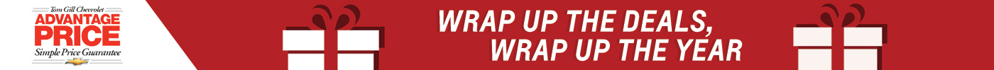 Wrap Up The Deal Banner