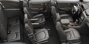Does the 2016 Ford Explorer Have Enough Interior Space?