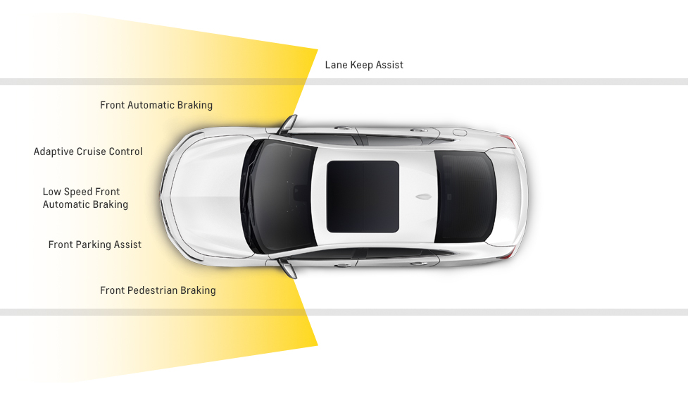 2016 Chevrolet Malibu Front Safety Features
