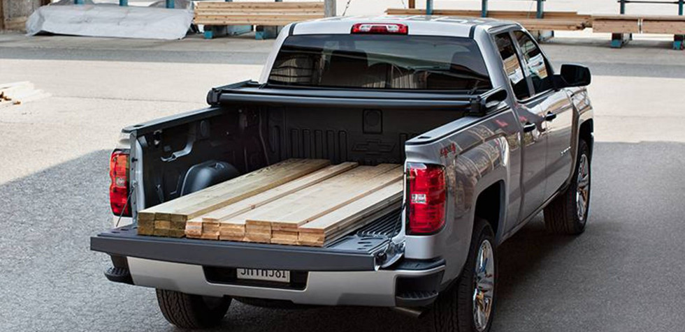 2016 Chevrolet SIlverado 1500 bed