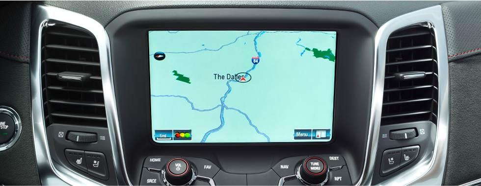 2016 SS Navigation