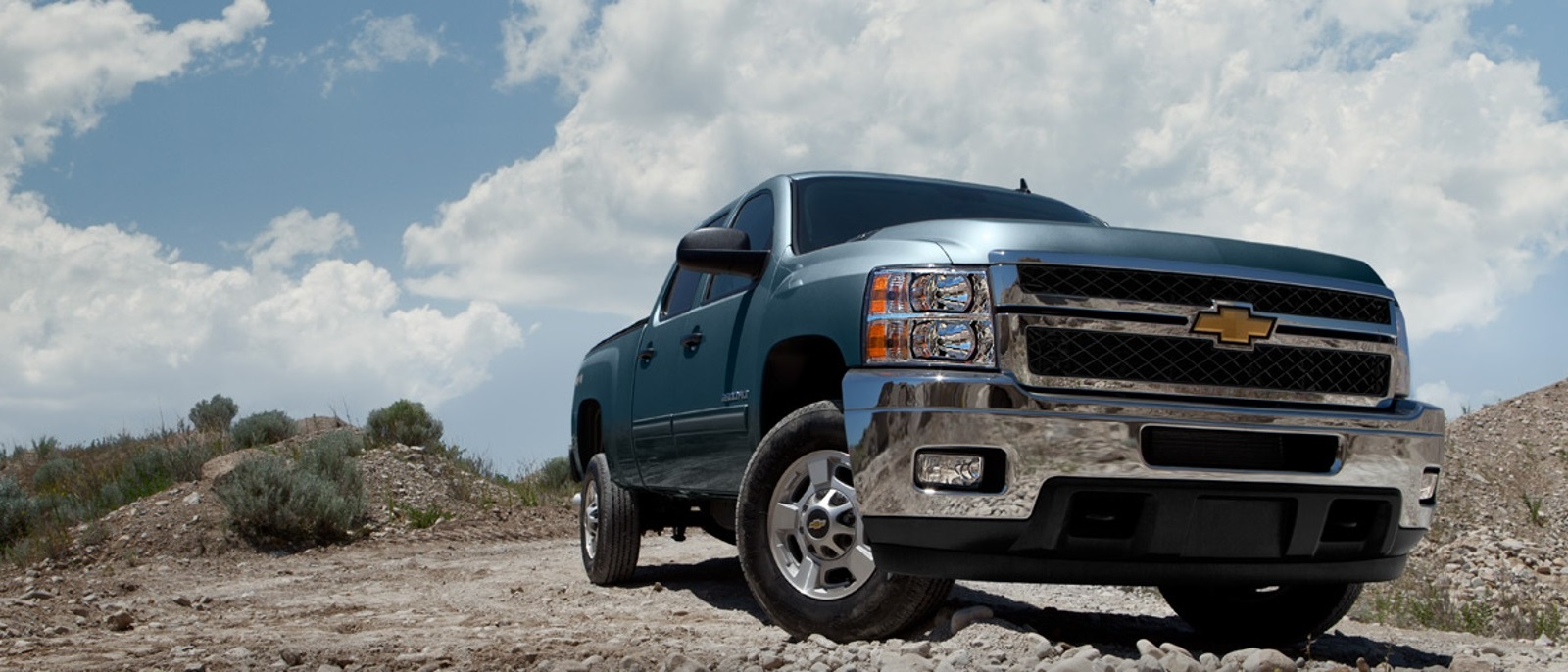 2012 Chevy Silverado 2500HD