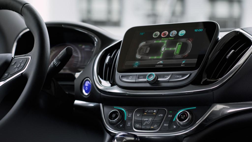 2017 Chevy Volt Tech