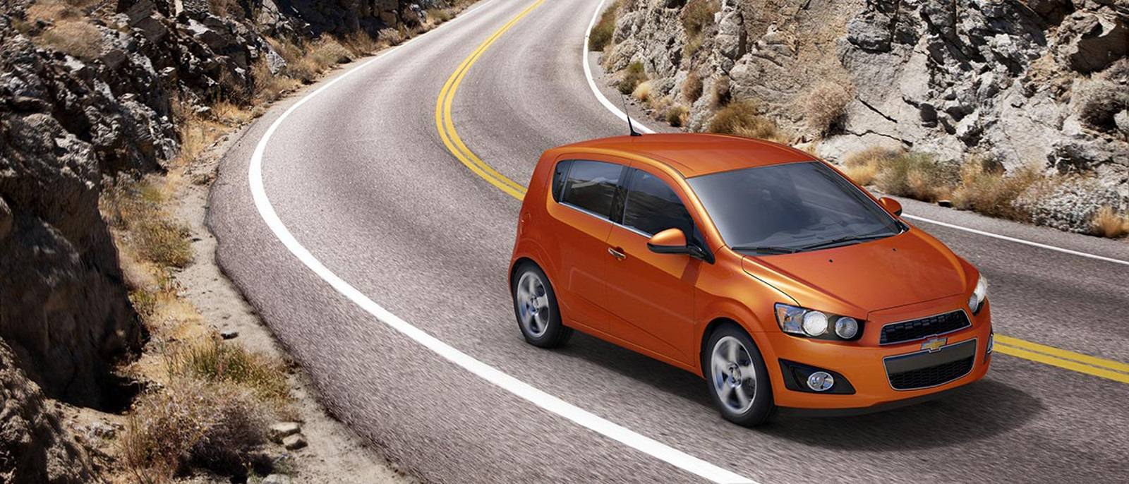 2013 Chevy Sonic Hatchback1