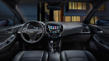 2016 Chevy Cruze Front Interior (Custom)