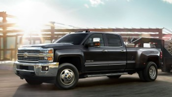 2016 Chevy Silverado 3500 Trims
