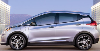 The 2017 Chevrolet Bolt Release Date Is Just Around The Corner