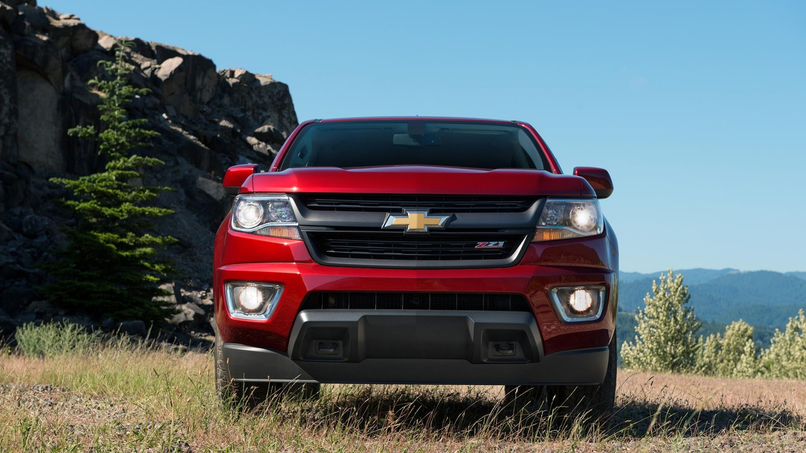 Chevrolet Colorado Vs 2016 Tahoe Chevy Fuel Filter Replacement The Is A Small Midsize Pickup Truck Thats Offered With Two Different Cabin Setups Basic Extended Cab Version Provides Seating