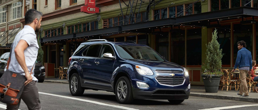 2017 Chevrolet Equinox Trims And Features
