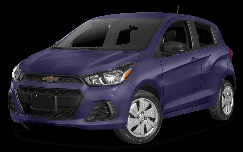 2017 Chevrolet Spark Vs. 2017 Toyota Yaris