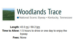 Woodlands Trace