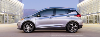 2017 Chevrolet Bolt Price