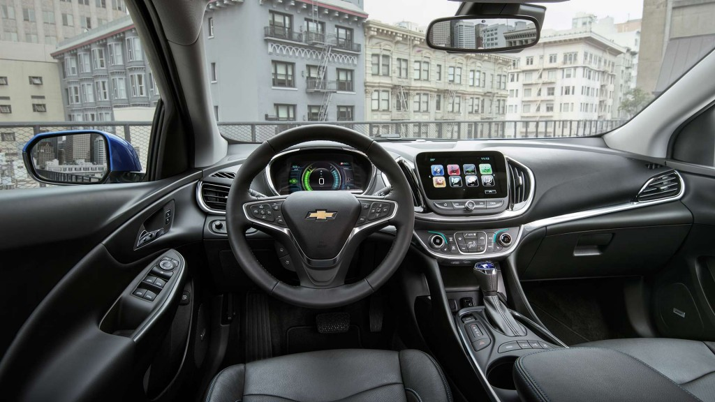 Chevy Volt Interior Nice Ideas