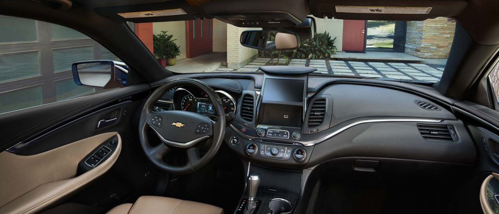 Elegant 2017 Chevrolet Impala Interior Design And Features Amazing Ideas