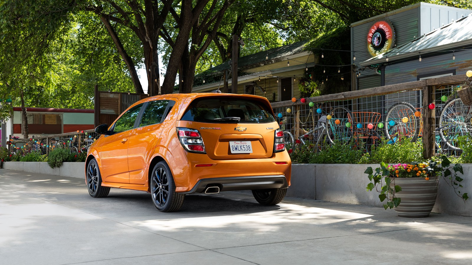 2017 Chevrolet Sonic Pricing