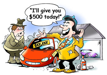Which Car Dealers Pay The Most For Trade In