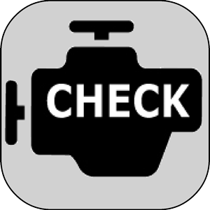 check engine light-icon-button