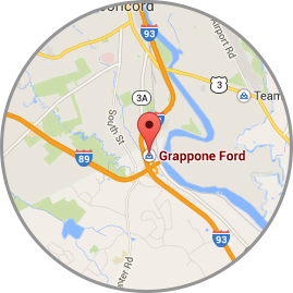 Ford-map